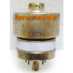 4CX250B / 4CX250BC / 8957 Amperex Transmitting Tube, Ceramic/Metal Tetrode, (NOS)