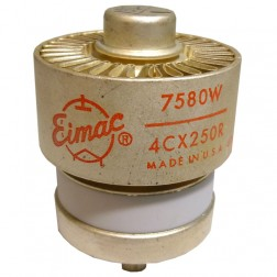 4CX250R-NOS-1  Transmitting Tube, 7580W, Eimac  (NOS-1)