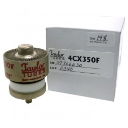 Transmitting Tube, Tetrode, Taylor Tubes (4CX350F/8322)