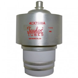 Transmitting Tube, Tetrode,  Taylor Tubes (4CX7500A)
