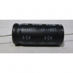 4QK Capacitor, Electrolytic 4700 uf 16v, Axial Lead,  TC
