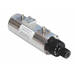 50DR-046 Dual Concentric Rotary Attenuator, 0-50dB / 1dB Steps,  DC-2.5 GHZ JFW  (Clean Used Condtion) JFW