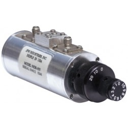 50DR-055 Dual Concentric Rotary Attenuator, 0-30dB / 1dB Steps,  JFW  (PULL)