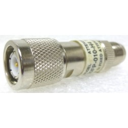 50FP-010-H4  Fixed Attenuator, 10dB 2w, TNC Male/Female, JFW