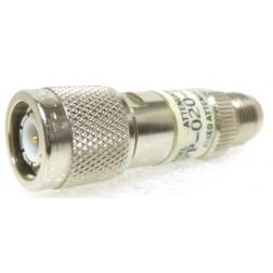50FP-020-H4  Fixed Attenuator, 20db, 2 w, TNC Male/Female, JFW