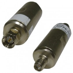 50FPE-040-5  Fixed Attenuator, 40dB 5w, SMA Male/Female, JFW
