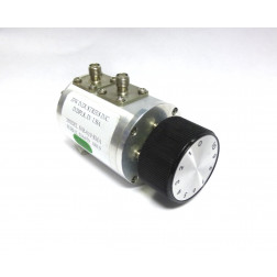 50R-019-SMA-R  Rotary Attenuator, 0-10dB -1dB steps, DC-2200 MHz, 2 Watt, SMA Female Connectors, Rohs, JFW (Used Condtion)