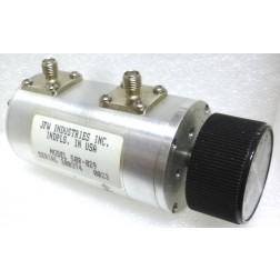50R-029SMA  Attenuator, Rotary, 0-70dB, 10dB steps, DC-2200 MHz, 2 Watt, SMA Female, JFW (Clean Used)