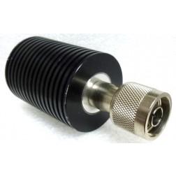 50T-054-NM Dummy Load, Type-N Male, 30 watt, JFW (Clean Used)
