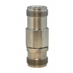 5103 In Series Precison Adapter, Type-N Female to N Female Barrel,  Aeroflex