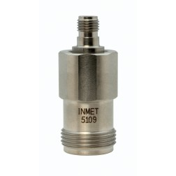 5109 Between Series Precision Adapter, SMA Female to Type-N Female, API/Inmet