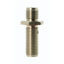5211 In Series Precision Adapter, SMA Female to Female Bulkhead, API