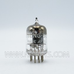 5670/2C51W Tung-Sol Special Purpose, High Frequency Twin Triode Tube (NOS)