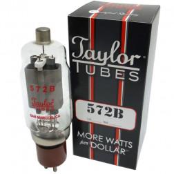 572B Transmitting Tube, Taylor Tubes (Vertical Mount Only)