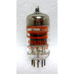 5755  Tube, Dual Triode, Raytheon/JAN *USA* 5960-00-240-3171