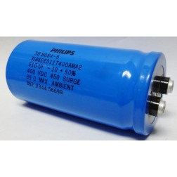 58-8084-5 Electrolytic Capacitor 510 uf 400v, 3186EE511T400AMA2, Philips