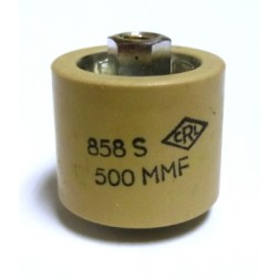 580500-5 Doorknob Capacitor, NOS, Centralab