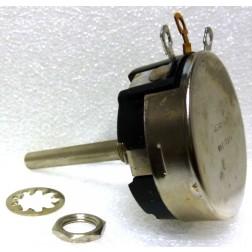 58C1-200 Potentiometer, 200 ohm, 4 watt, Long Shaft, Clarostat