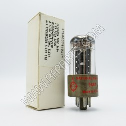 5AR4 National Full Wave High-Vacuum Rectifier (NOS/NIB)