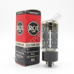 5AU4 RCA Full-Wave High-Volume Rectifier Tube (NOS/NIB)