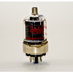 6146B Transmitting Tube,  Beam Power Amplifier, Taylor Tubes