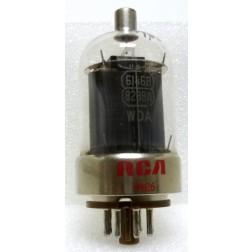 6146B/8298 Raytheon Transmitting Tube, Beam Power Amplifier (NOS/NIB)