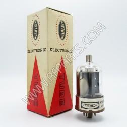 6146/6146A Raytheon Transmitting  Beam Power Amplifier Tube (NOS/NIB)