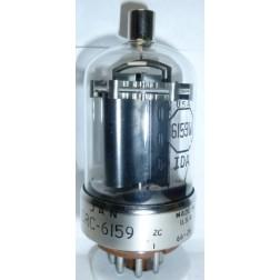 Transmitting Tube,  Beam Power Amplfier, Mfg JAN/RCA (CRC-6159/6159W)