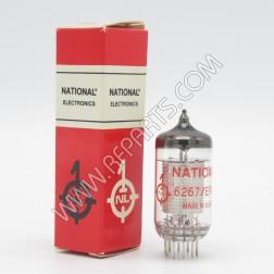6267/EF86 National AF Pentode Tube (NOS/NIB)