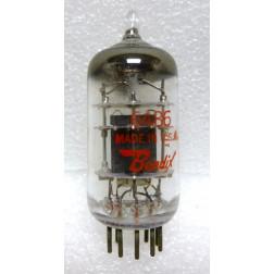 6486 Tube, Dual Control Pentode, Audio, Bendix