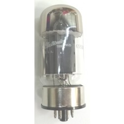 6550AMP-GE  Tube, Matched Pair, Beam Power Amplifier - Audio, GE (NOS)