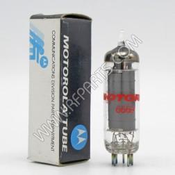 6669/6AQ5A Motorola, GE Beam Power Amplifier Tube (NOS/NIB)