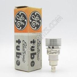 2C39BA/6897/3CX100A5/7298 GE Transmitting Tube Microwave Triode (NOS/NIB)