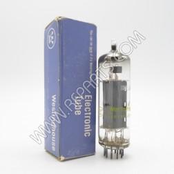 6BQ5 Westinghouse Audio Power Pentode Tube (NOS/NIB)
