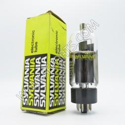 6CB5A Sylvania Beam Power Amplifier Tube (NOS/NIB)