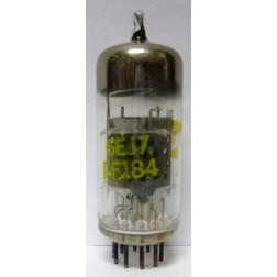 6EJ7/EF184  Receiving tube, Sharp cut off Pentode, Mfg  Raytheon,