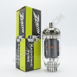 6HF5 Zenith Beam Power Amplifier Tube(NOS/NIB)