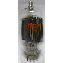 6JB6, Beam Power Amplifier  Matched Set of 2, RCA or Sylvania,