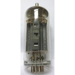 6KG6MP-RUS  Transmitting Tube, Matched Pair, 6KG6 / EL509 / EL519, Russian  6PI45C