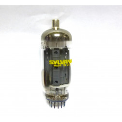 6LF6-SYL Glass Tube, Beam Power Amplifier, Short Version, Sylvania