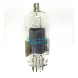 6JE6/6LQ6  Beam Power Pentode/Sweep Tube, GE/SYL/ECG (NOS)