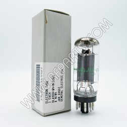 6V6GT General Electric / JAN Beam Power Amplifier Tube (NOS/NIB)