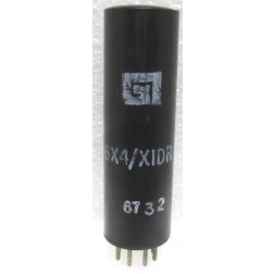 6X4/X1DR  Rectifier, Solid State replacement