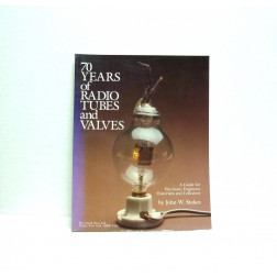 """70 Years of Radio Tubes and Valves"" New Old Stock"