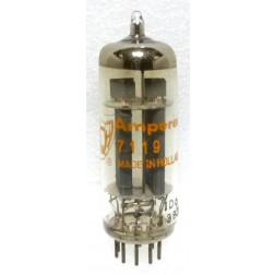 7119 Transmitting Tube, Dual Triode, 7119 / E182CC / 5687, Amperex (NOS)