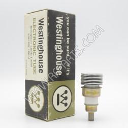 2C39BA/7289/3CX100A5 Westinghouse Transmitting Tube Microwave Triode (NOS/NIB)