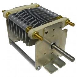 73-1-12-15  M73 Air Variable Capacitor, 14-70pF, 4.5kv