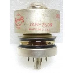 7609  Transmitting Tube, Ceramic/Glass, Tetrode, Eimac