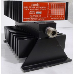 769-20  Fixed Attenuator, 150 Watt, 20dB, Narda (NOS)