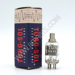 7851 Tung Sol Screen Grid Electrometer Tetrode (NOS/NIB)